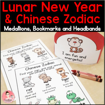 Chinese New Year (Year of the Pig) and Chinese Zodiac Crafts