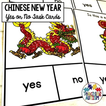 Chinese New Year Yes / No Questions