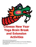 Chinese New Year Yoga Brain Break