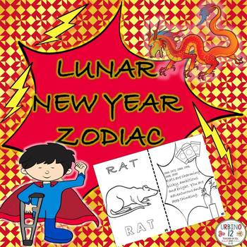 chinese new year zodiac by urbino12 teachers pay teachers when is chineses new year - Whens Chinese New Year