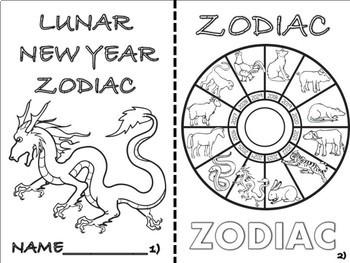 Chinese New Year Zodiac