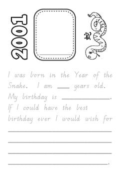 Chinese New Year - Zodiacs