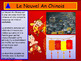 French Chinese New Year interactive activities and printables