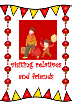 Chinese New Year flashcards English version