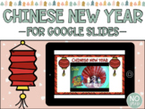 Chinese New Year for Google Slides