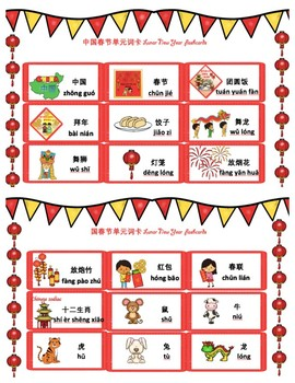 chinese new year vocabulary and grammar double dices activity. Black Bedroom Furniture Sets. Home Design Ideas