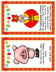 Chinese New Years Card Games and Mini-posters