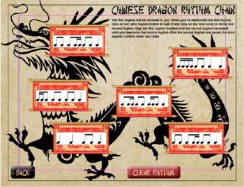 Chinese New Years Musical Activities Unit