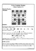 Chinese Numbers No2 (Cross-number Puzzles)