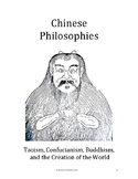 Chinese Culture: Taoism, Confucianism, Buddhism and the Creation of the World