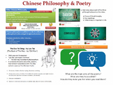 Chinese Poetry & Philosophy (COMPLETE LESSON) [Dao Te Ching]