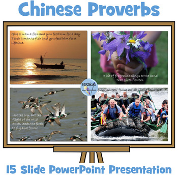 Chinese Proverbs - Thought Provoking PowerPoint
