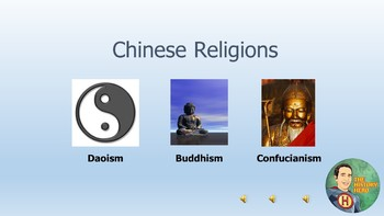 Chinese Religions PPT