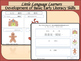 """Chinese Immersion: Vocabulary /Literacy Skills-""""Gingerbread Family"""""""