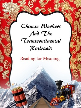 Chinese Workers and the Transcontinental Railroad