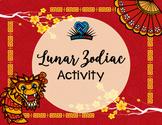 Lunar Zodiac Activity and Nonfiction