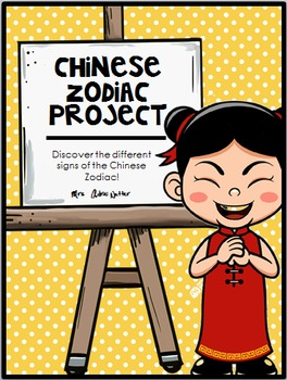 Chinese Zodiac Project - Study of Ancient China