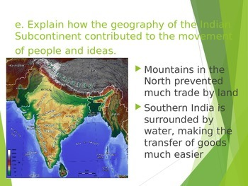 Chinese and Indian societies from 1100 BCE to 500 CE