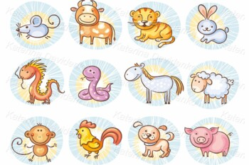 Chinese calendar and zodiac signs