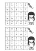 Chinese numbers bingo cards -47pages