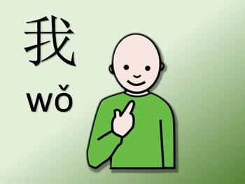 Chinese pronouns activity
