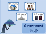 Chinese thematic unit: Government System