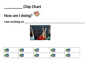 Chip Chart
