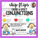 Chip Flips Subordinating Conjunctions | Forming Complex Sentences |