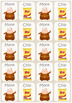 Times Tables Cool Chip-Monk Pairs/Snap Game: 1-10 x Tables