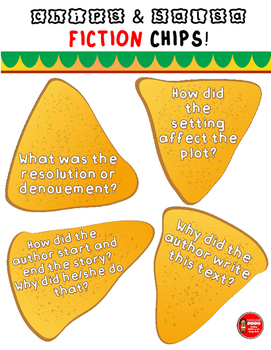 Chips & Salsa Talking Chips