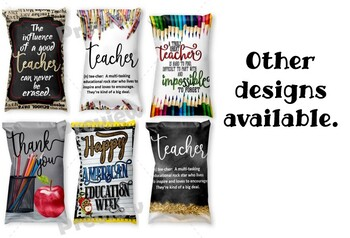 Chips/Treat Bag for Educators 4