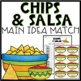 Chips and Salsa Main Idea Sort