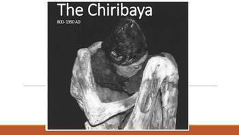Chiribaya Mummies PPT and Worksheets