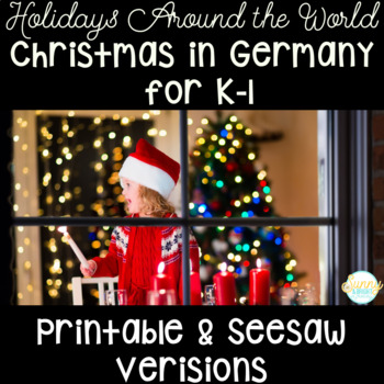 Chirstmas in Germany for Kindergarten & First Grade   Holidays Around the World