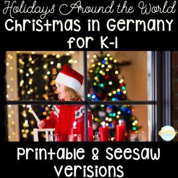Chirstmas in Germany- Holidays Around the World- Kindergar