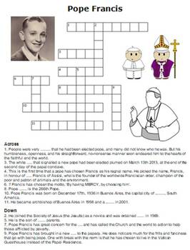 Chistianity (Christian) Crossword Pack