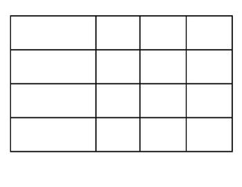 Chit-Chat Chart
