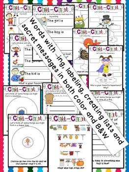 Chit Chat Morning Messages Set 2 {aligned with Common Core Standards}