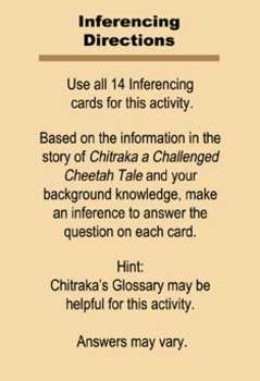 Chitraka Educational Activity Cards