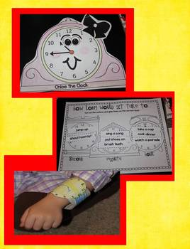 Telling Time for K-1