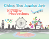 Chloe the Jumbo Jet: A Problem of Olympic Proportions (Culture, Lang, Landmarks)