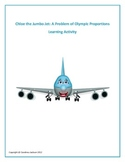 Chloe the Jumbo Jet Learning Activity (Geography & Landmar