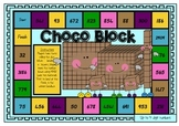Choco Block Base Ten / MAB Board Games x3