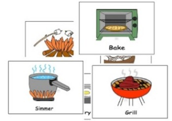 Chocobularies (Flash Cards) Cooking Verbs