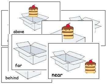 Chocobularies (Flash Cards) Preposition part1