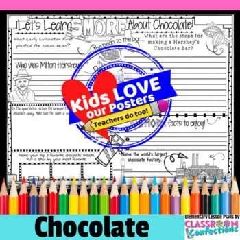 Chocolate Activity Poster: Research Project