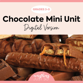 Valentine's Day Activities | Valentine's Reading Writing Activities | Chocolate