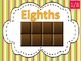 Chocolate Bar Fractions Activity Packet