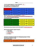 Chocolate Bar Fractions ~ Comparing & Equivalent Fractions