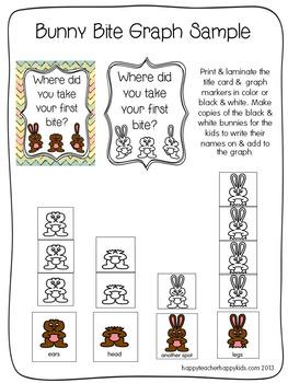 Chocolate Bunnies on the Run: K-2 Math & Literacy Fun
